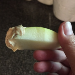 Delicious with apples