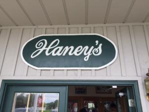 Haney's